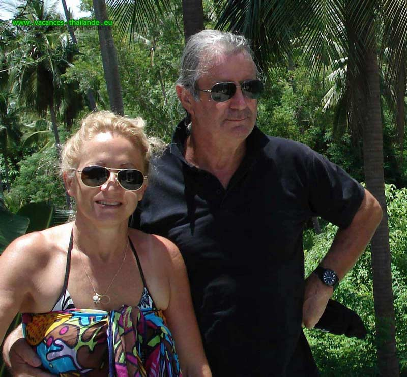 photo 11 English holiday villa pool Marie and Patrick welcome Koh Samui in Thailand 1500