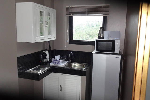 studio price 1 week, Kitchenette with all comforts