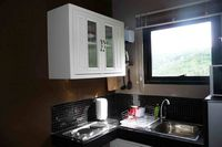 -rentals, holiday studio, fridge, microwave, all comforts to cook breakfast
